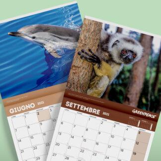 calendario greenpeace